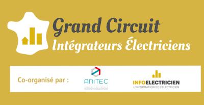 Comminter, partenaire du grand circuit des intégrateurs électriciens