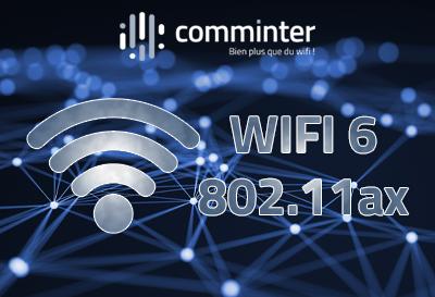 Le Wifi 6, multipliez vos périphériques connectés.